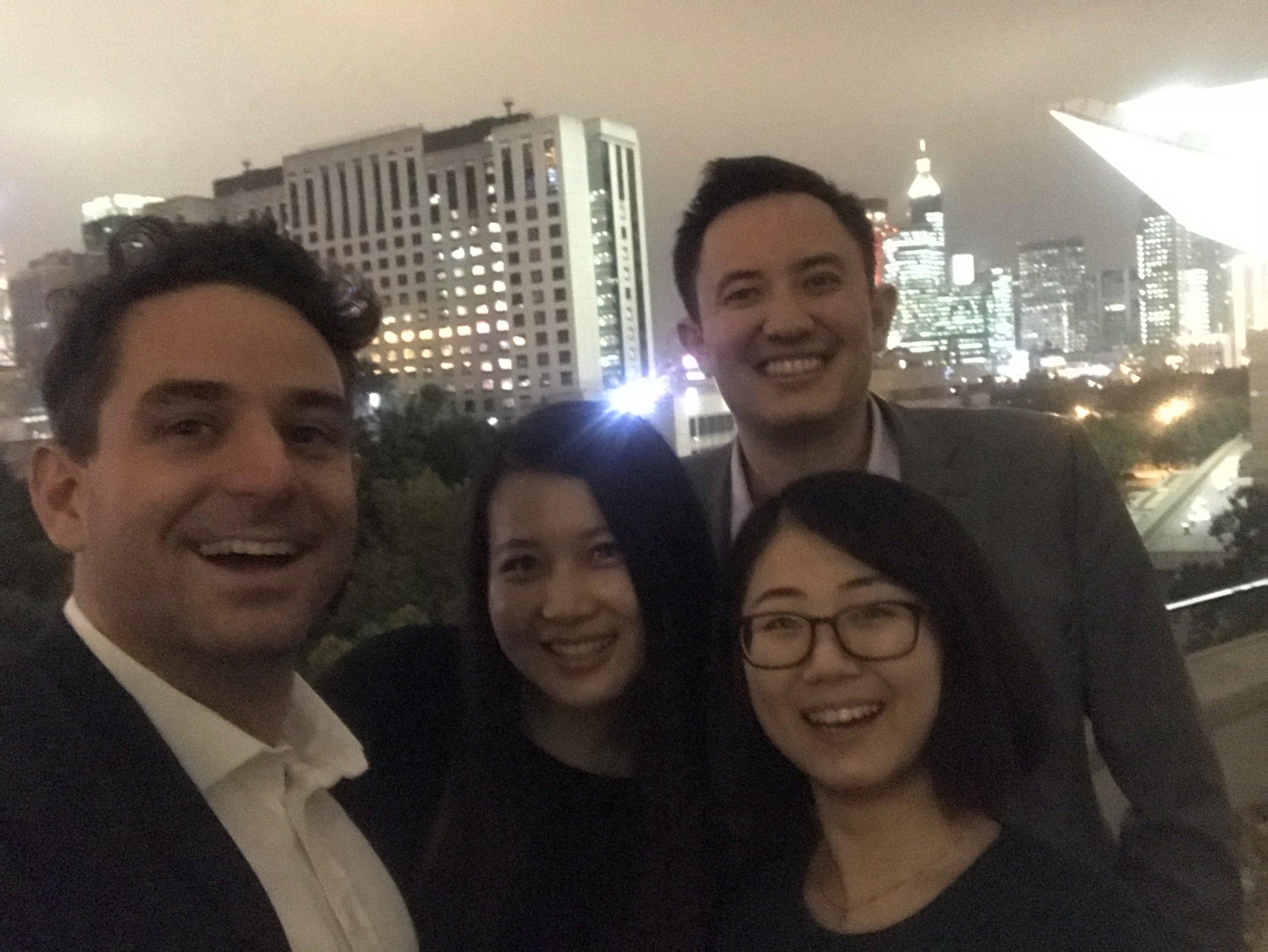 AIC Shanghai networking